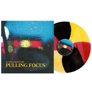 Action/Adventure - Pulling Focus Webstore Exclusive – Yellow w/ Black and Red(Ish) Twist