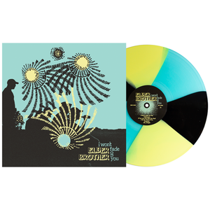 Elder Brother 'I Won't Fade on You' PN Exclusive 1 - Electric Blue w/ Easter Yellow & Black Twist