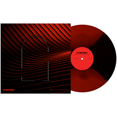 Chambers 'Cost of Sacrifice' PN Exclusive 2 - Blood Red & Black Butterfly