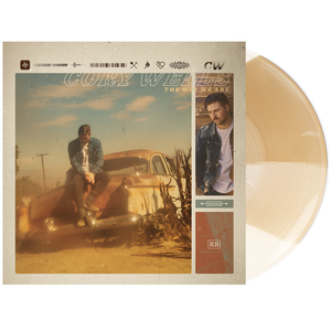 Cory Wells 'The Way We Are' LP Web Exclusive 2 (Clear/Bone & Beer Twist)