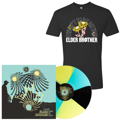 Elder Brother 'I Won't Fade on You' PN1 Exclusive + T-Shirt Bundle
