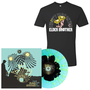 Elder Brother 'I Won't Fade on You' Various LP + T-Shirt Bundle