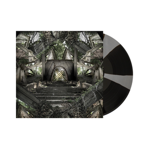 Moon Tooth 'Crux' LP Web Exclusive 2 (Black and Silver Pinwheel)
