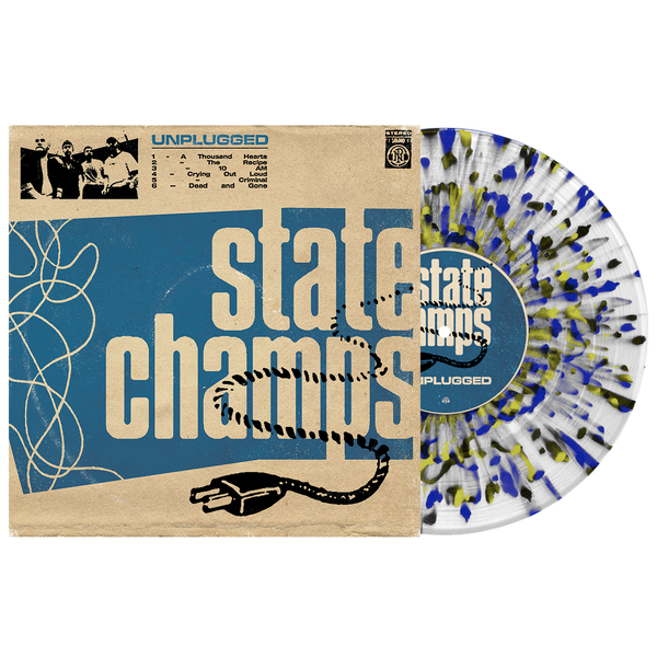 State Champs 'Unplugged' LP (Various) + Dat Hat