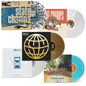 State Champs LP Collection Bundle