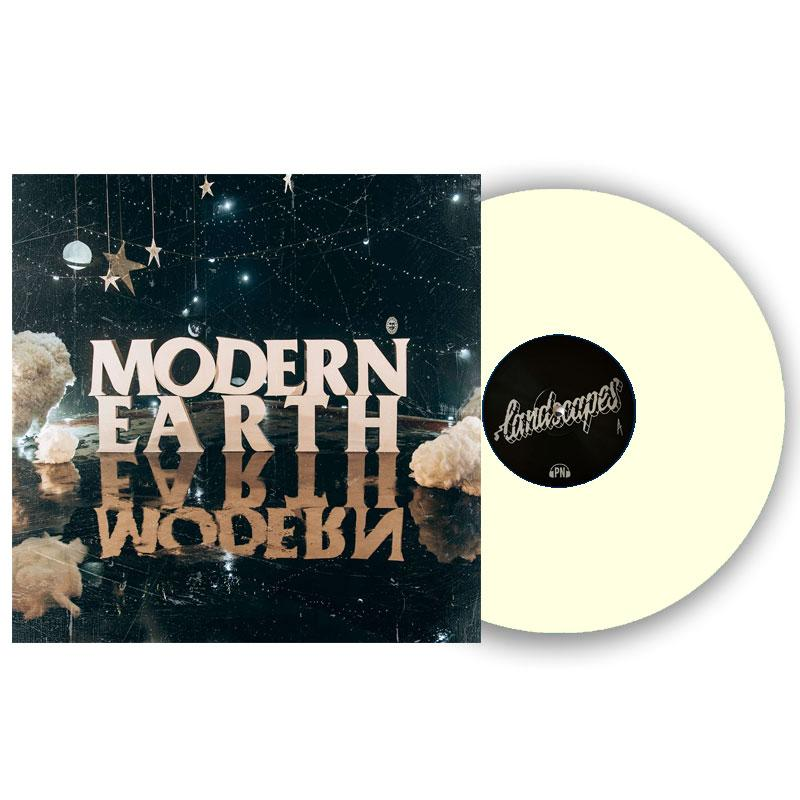 Landscapes 'Modern Earth' Cream LP