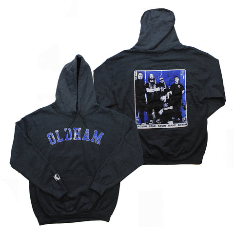 "Knocked Loose ""OLDHAM"" Hoody"
