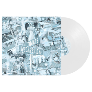 Year of the Knife 'Ultimate Aggression' LP (White)