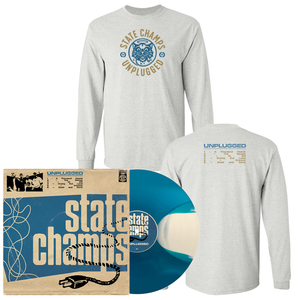 State Champs 'Unplugged' LP (PN2) + Long Sleeve T-Shirt