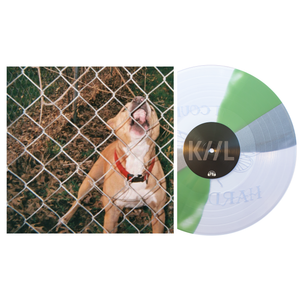 Knocked Loose - Pop Culture clear w/ P13 Olive green and P19 silver twist