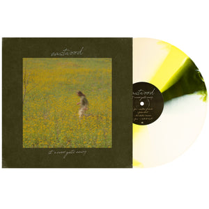 Eastwood - It Never Gets Easy PN Webstore Exclusive - Bone, Swamp Green & Easter Yellow Twist LP