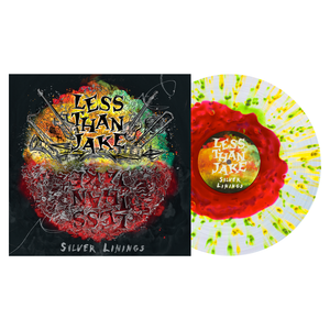 Less Than Jake 'Silver Linings' 3rd Pressing