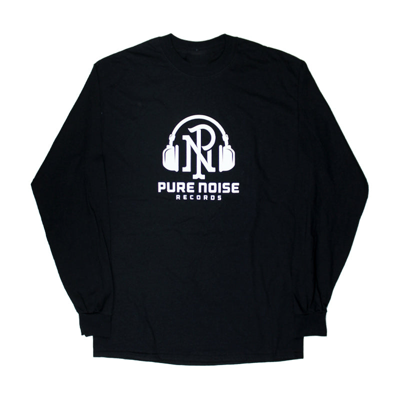 Pure Noise '10 Years' Longsleeve T-Shirt (Black)