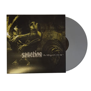 Sanction 'The Infringement of God's Plan' LP (Grey)