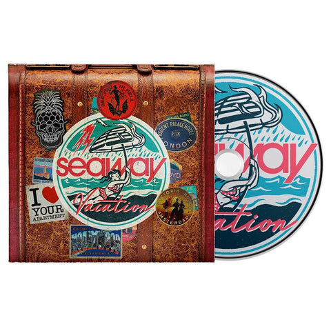 Seaway 'Vacation' CD