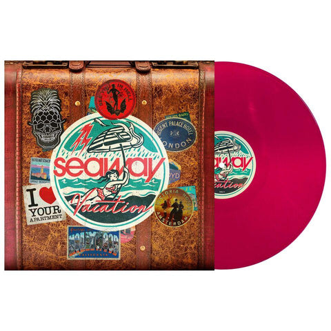 Seaway 'Vacation' LP (Hot Pink)