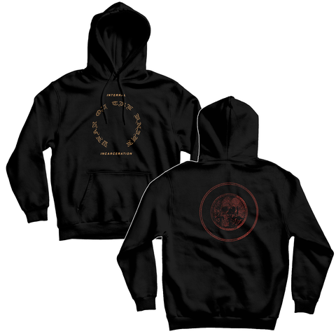 Year of the Knife 'Internal Incarceration' Black Hoodie