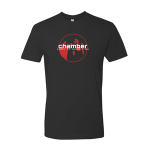 Chamber 'Cost of Sacrifice' Black T-Shirt