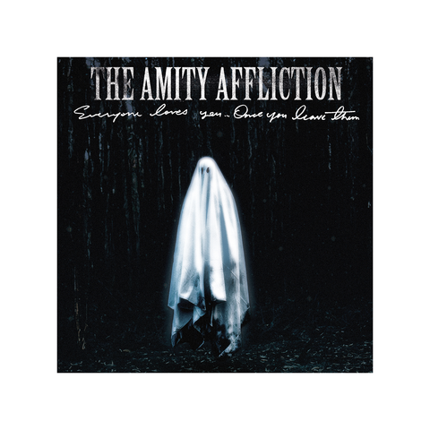 The Amity Affliction 'Everyone Loves You... Once You Leave Them' Sticker