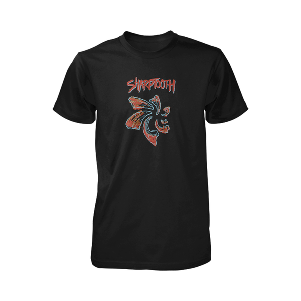 Sharptooth 'Transitional Forms' CD + T-Shirt