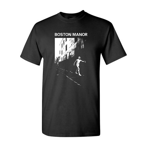 Boston Manor 'GLUE' Shirt (black)