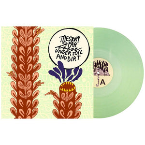 The Story So Far 'Under Soil and Dirt' LP (Coke Bottle Clear)
