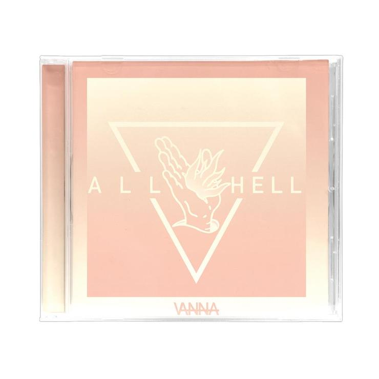 Vanna 'All Hell' CD