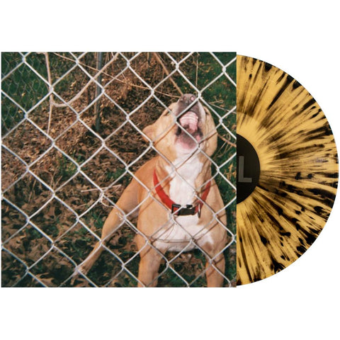 Knocked Loose 'Pop Culture' LP (Beer w/ Black Splatter)