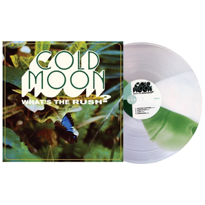 Cold Moon - What's The Rush - PN Webstore Exclusive - Clear w/ Bone and Olive Twist