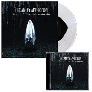 The Amity Affliction 'Everyone Loves You... When You Leave Them' CD + VARIOUS LP Bundle