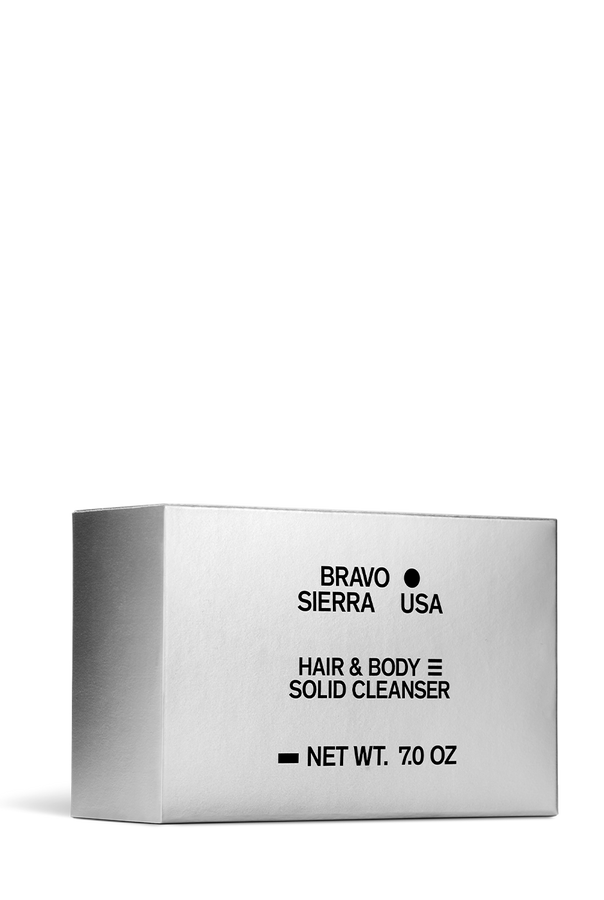 HAIR & BODY SOLID CLEANSER