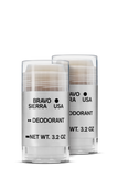 Bravo Sierra - Aluminum & Backing Soda Free Deodorant - Two Pack