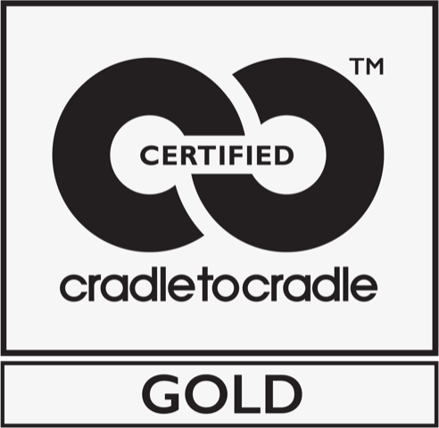 Cradle to Cradle Gold Certified Logo