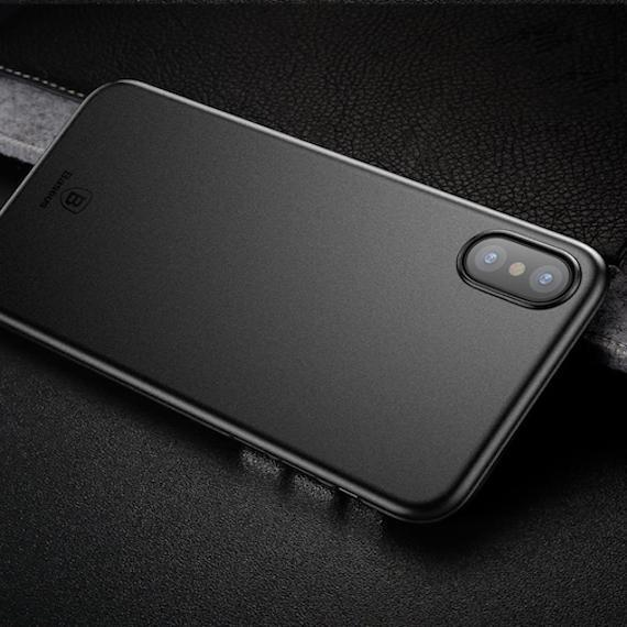 Smooth Matte-Finished iPhone X Case - Dealniche