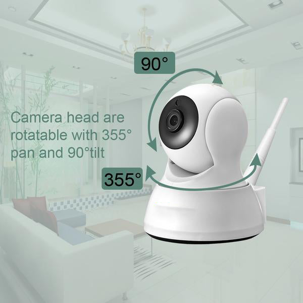 Smart Home Security Camera (Wireless & 720P HD) - Dealniche