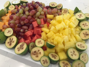 STOPPING Soggy Fruit on Fruit Platters