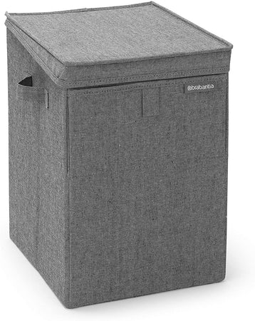Brabantia Stack Laundry Box 35L - Pepper Black