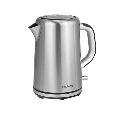 Brabantia Stainless Steel Cordless Electric Kettle - 1.7L
