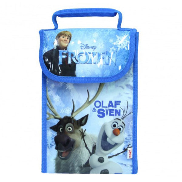 Disney Frozen Characters Insulated Bag - Olaf & Sven - 18x28x10cm