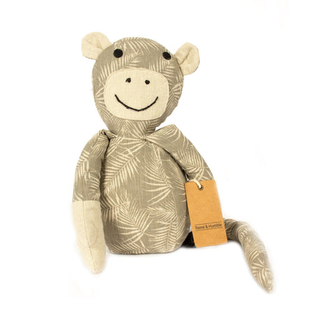 Raine & Humble Monkey Door Stopper