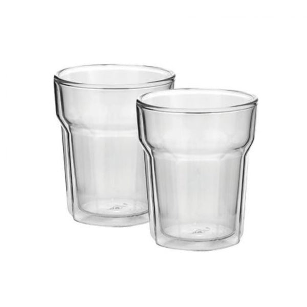 Avanti Nove Twin Wall Glasses 250ml - Set of 2