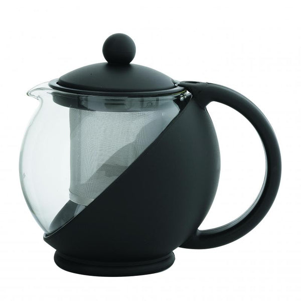 Avanti Multi Function Black Teapot - 660ml