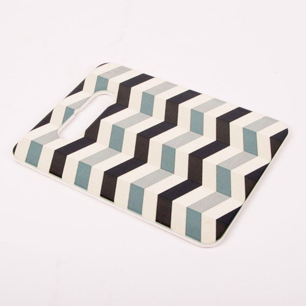 Ceramic Trivet Rectangular With Handle 18x24cm