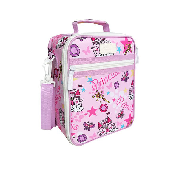 Sachi Insulated Junior Lunch Tote - Princess
