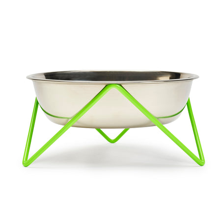 Bendo Woof - Dog Bowl - Green