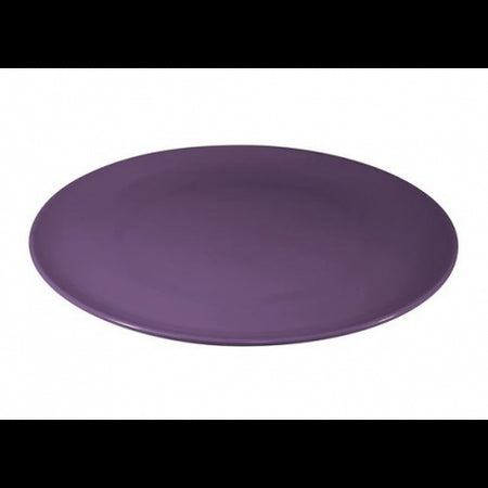Jab Sorbet- Round Grape Coupe Plate 200mm Grape