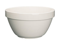 Kitchencraft Home Made Pudding Basin White 1.5L 20cm