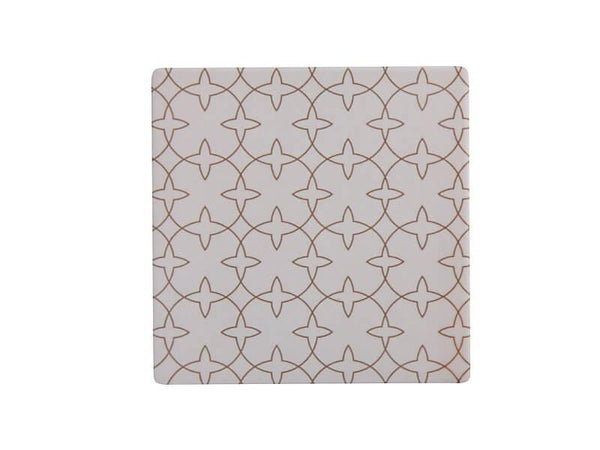 Maxwell & Williams Tessellate Ceramic Square Tile Coaster Aviary 9.5cm