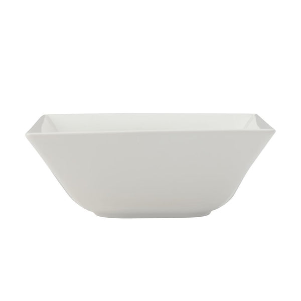 Maxwell & Williams White Basics Linear Square Bowl 13cm
