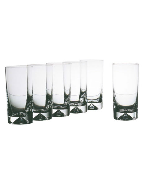 Krosno Triad Hi-Ball 300ml Set Of 6